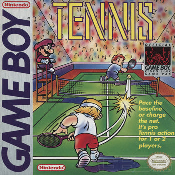 Tennis (Nintendo Game Boy, 1989)