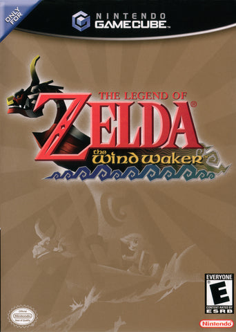 Legend of Zelda: The Wind Walker, The (Nintendo Gamecube, 2003)