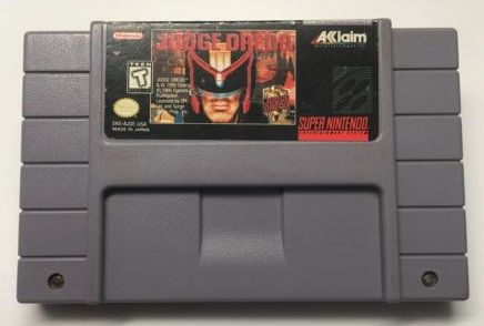 Judge Dredd (Nintendo SNES, 1995)