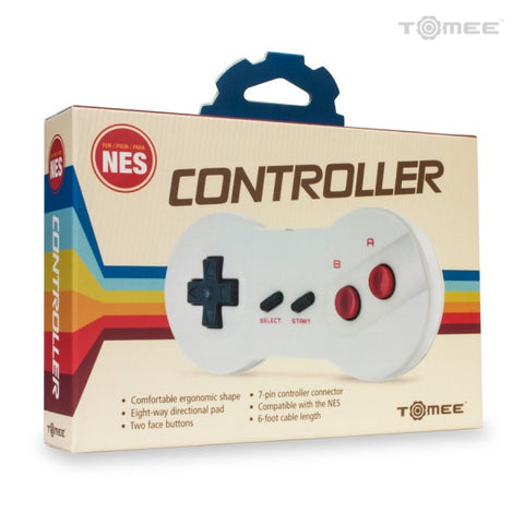 Nintendo Entertainment System - NES Dogbone Controller (Tomee)