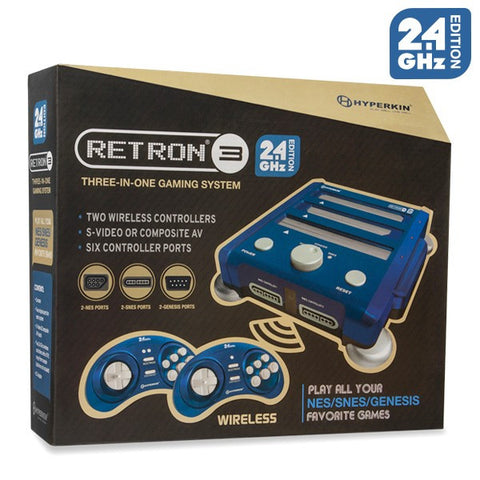 RetroN 3 - 2.4 GHz Edition - Console (Hyperkin)
