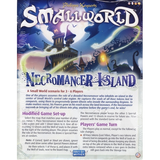 Small World Necromancer Island - Board Game Expansion (Days of Wonder)