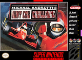 Michael Andretti's Indy Car Challenge (Nintendo SNES, 1994)