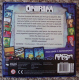 Onirim (Second Edition) - Card Game (Z-Man Games)