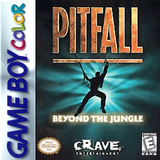 Pitfall: Beyond the Jungle (Nintendo Game Boy Color, 1998)
