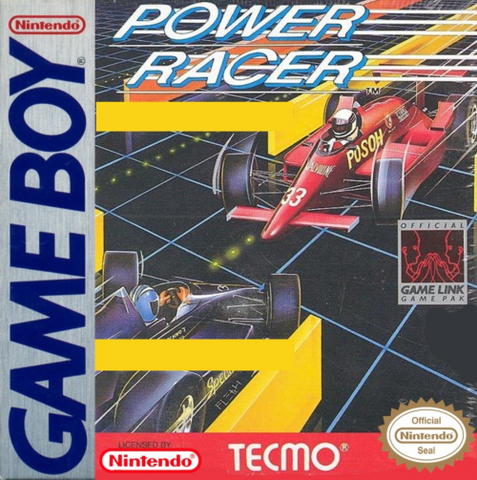 Power Racer (Nintendo Game Boy, 1990)
