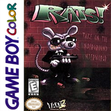 Rats! (Nintendo Game Boy Color, 1998)