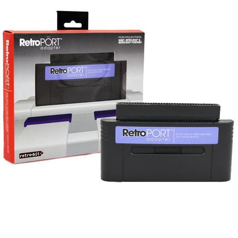 RetroPORT Adapter - Cartridge Adapter (Retro-Bit)