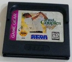 Fred Couples Golf (Sega Game Gear, 1994)