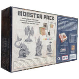 Rising Sun: Monster Pack - Board Game Expansion (CMON Limited)