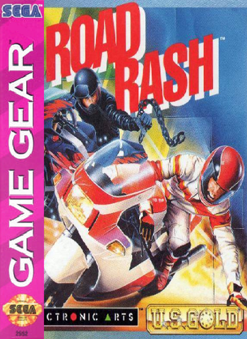 Road Rash (Sega Game Gear, 1994)
