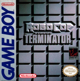 RoboCop Versus The Terminator (Nintendo Game Boy, 1994)