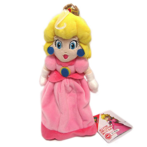 "Princess Peach All Star 10"" Plush - Plush (Little Buddy)"