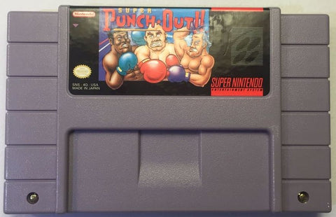 Super Punch-Out!! (Nintendo SNES, 1994)