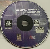 Colony Wars (Sony PlayStation, 1997)