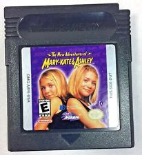 New Adventures Mary-Kate and Ashley, The (Nintendo Game Boy Color, 1999)