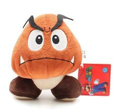 "Goomba 5"" Plush - Plush (Little Buddy)"