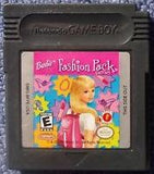 Barbie Fashion Pack Games (Nintendo Game Boy, 2000)