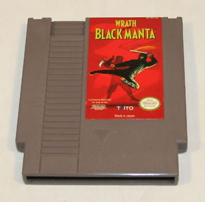 Wrath of the Black Manta (Nintendo NES, 1990)