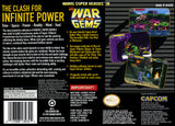Marvel Super Heroes in War of The Gems (Nintendo SNES, 1996)