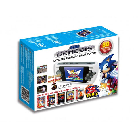 Sega Genesis Ultimate Portable Game Player - 2016 Version - Console (AtGames)