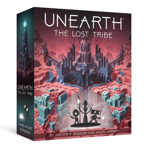 Unearth: The Lost Tribe - Board Game Expansion (Brotherwise Games)