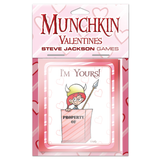 Munchkin Valentines - Card Game Expansion (Steve Jackson Games)