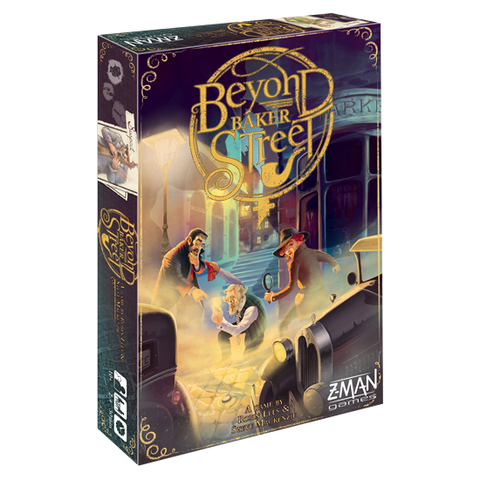 Beyond Baker Street - Board Game (Z-Man Games)