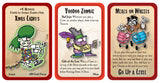 Munchkin Zombies - Card Game (Steve Jackson Games)