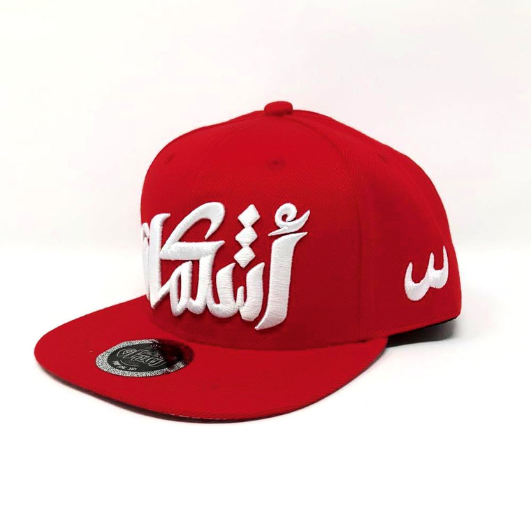 Red Ashekman Snapback