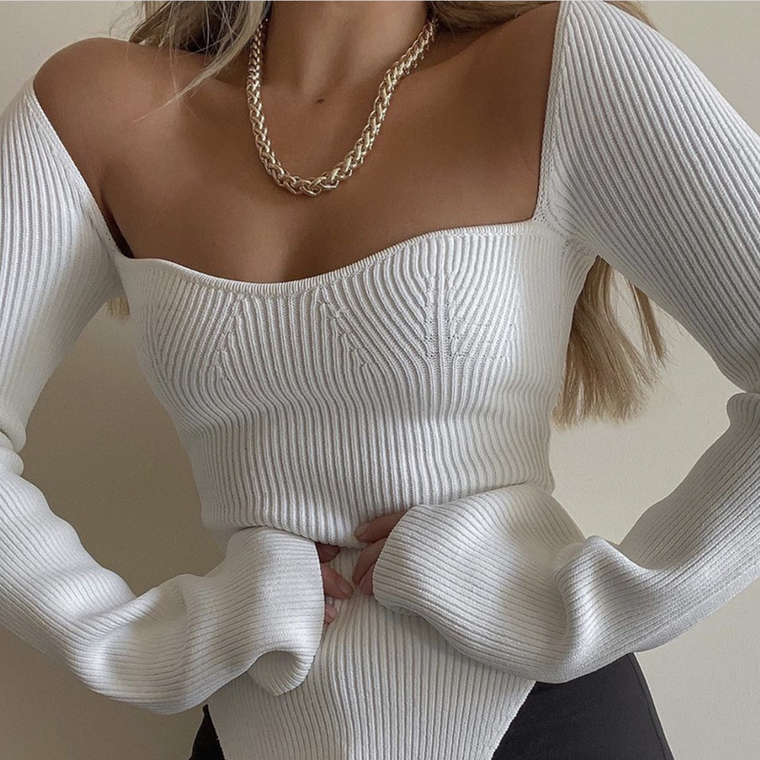 Anastasia Knitted sweater