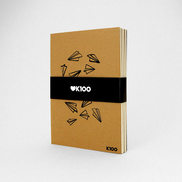 K100 Sketchbooks set of 4