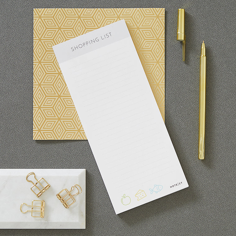 Shopping List Notepads