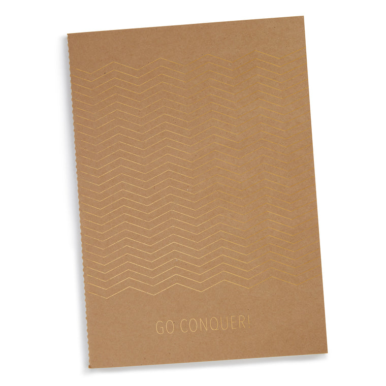 Go Conquer Notebook A4