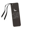 Tired Pigeon Bookmark