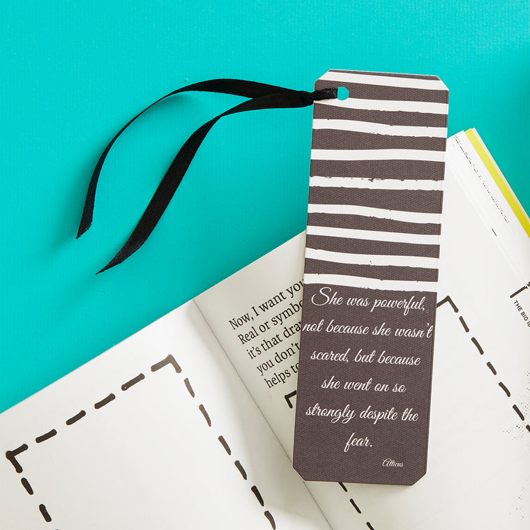She is Strong Bookmark