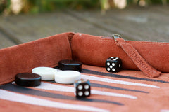 Backgammon Roll-Up Deluxe Edition
