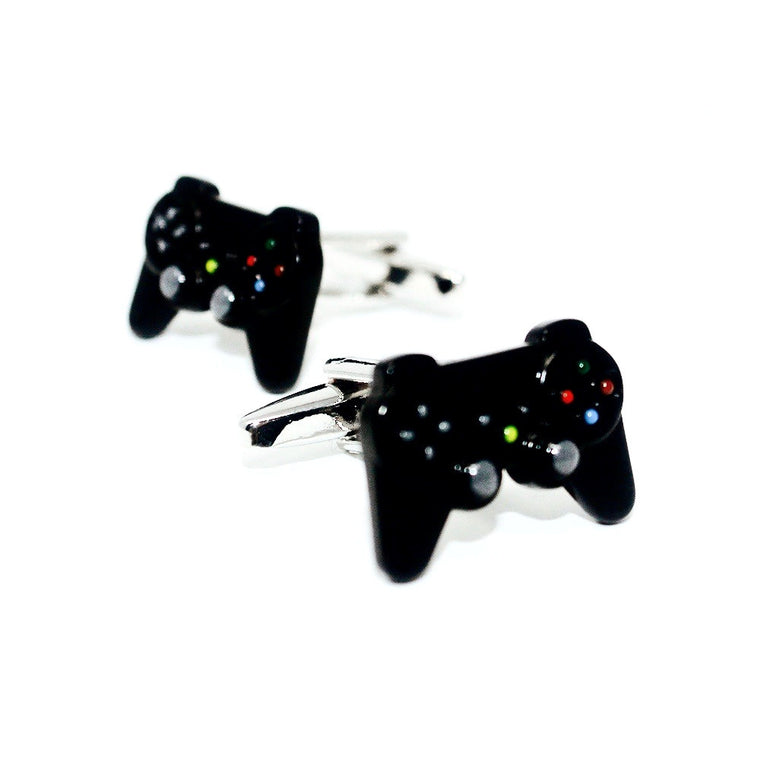 Most Unique Cufflinks - Game Controller Cufflinks - ELBOTIK.com