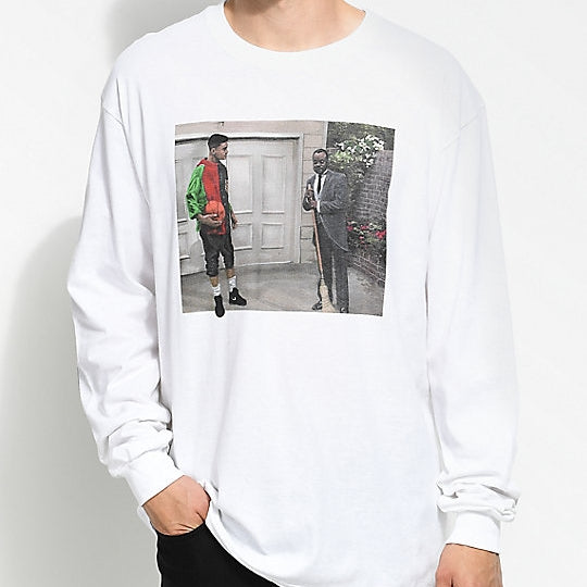 Fresh Prince - 90's Legends Long Sleeve