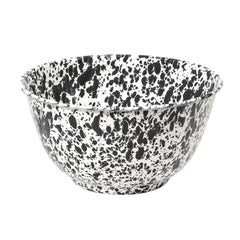 Marbled Large Salad Bowl