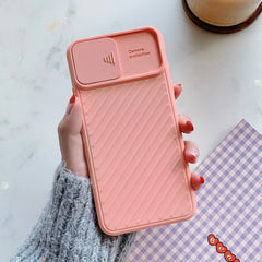 Marshmallow Matte pastels iPhone Case