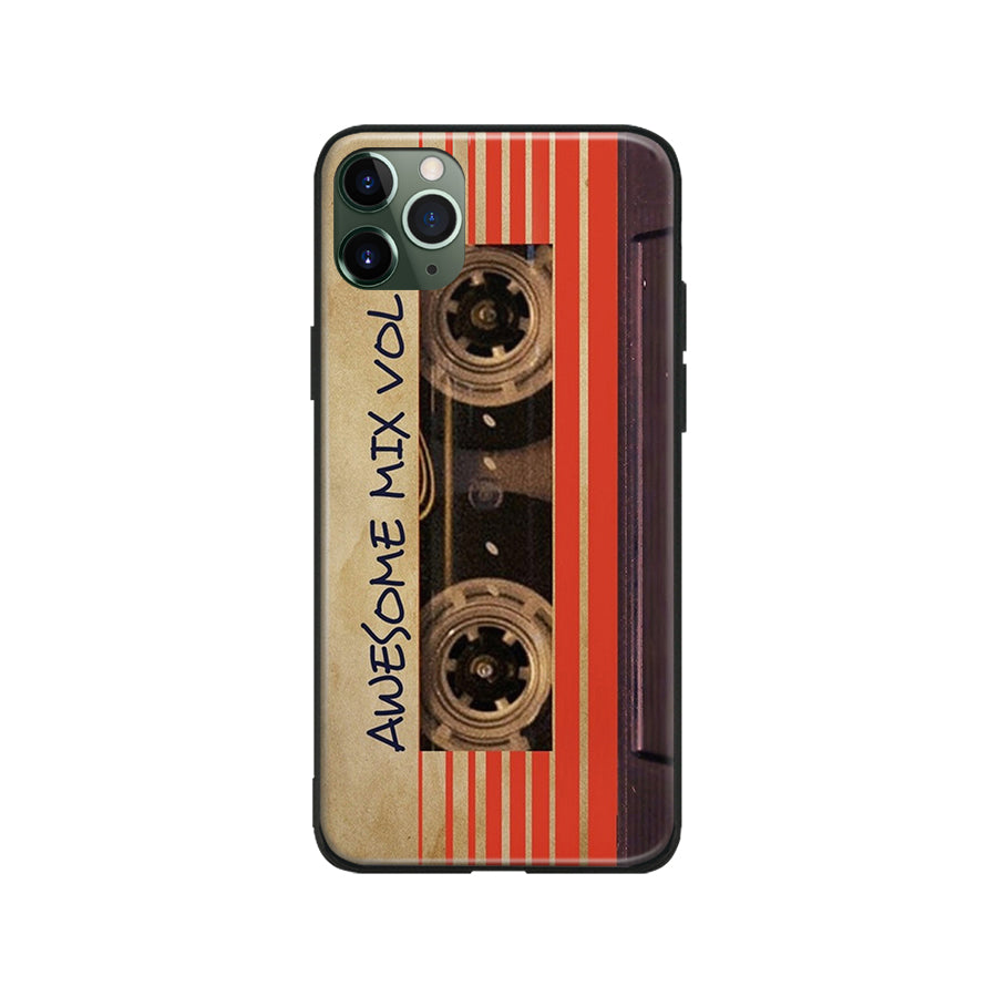 Vintage Cassette tape retro style Phone case