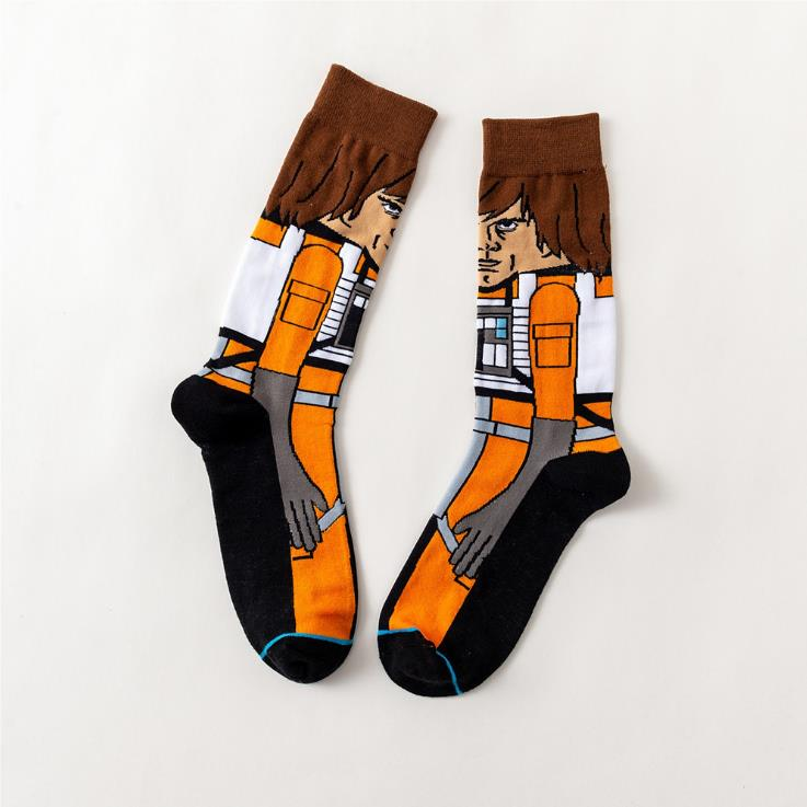 Luke Skywalker Socks