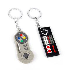 Classic Game Controller Keychain