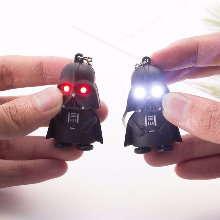 Star Wars Darth Vader LED KeyChain