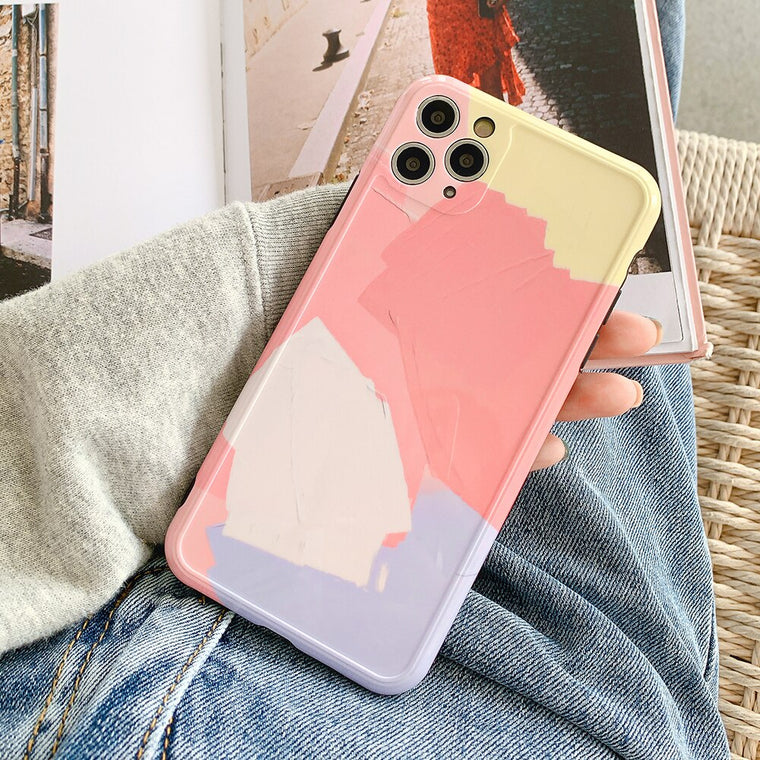 Artistic Oil Painting Phone Case