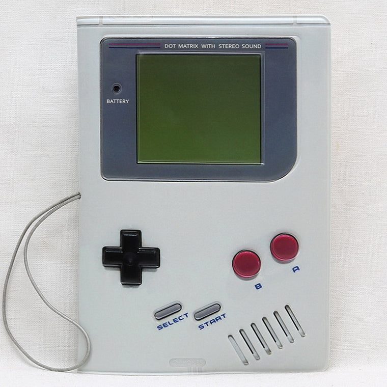 Gameboy Passport Cover