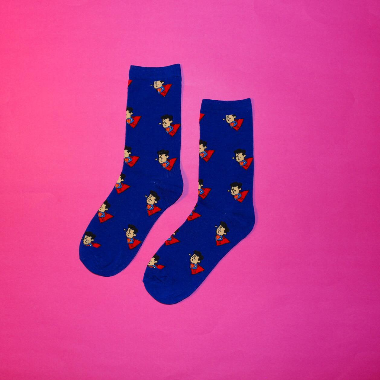 Superman Socks