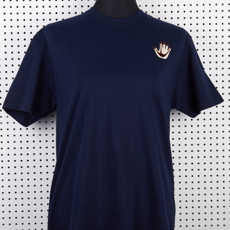 Gasah Navy Blue Shirt