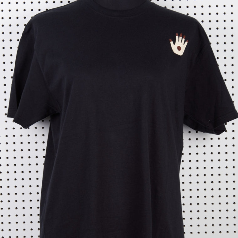 Gasah Black Shirt